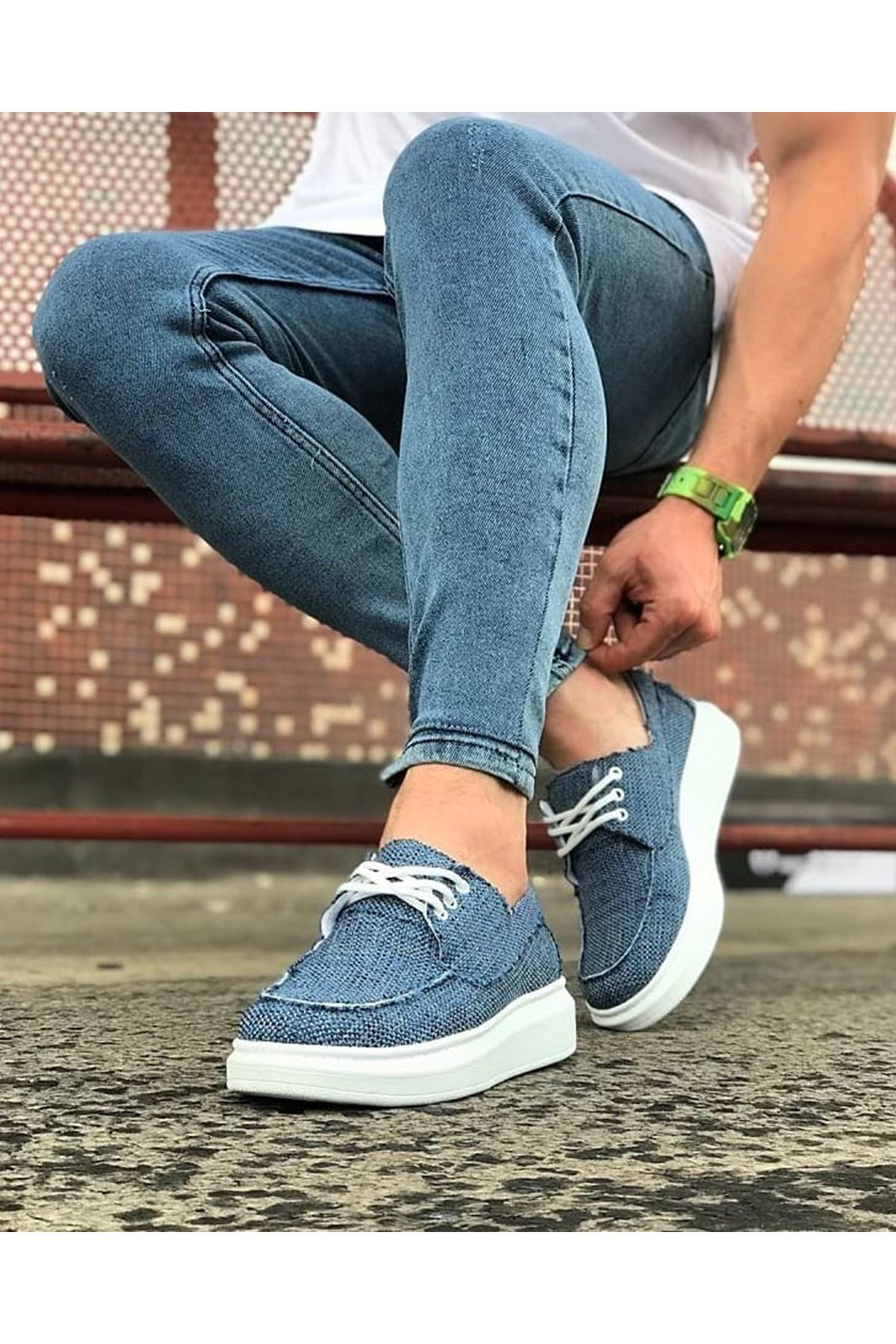 Wagoon WG503 Kot Erkek Günlük Ayakkabı
