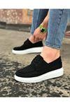 Wagoon WG503 Siyah Erkek Günlük Ayakkabı